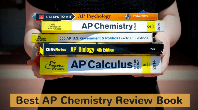 Best AP Chemistry Book Reviews
