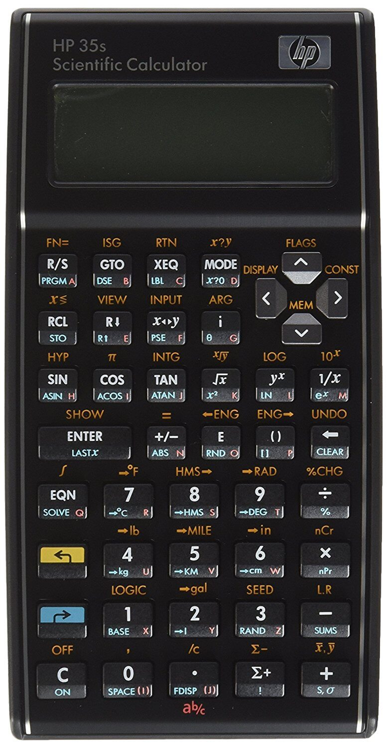 HP – 35s Scientific Calculator