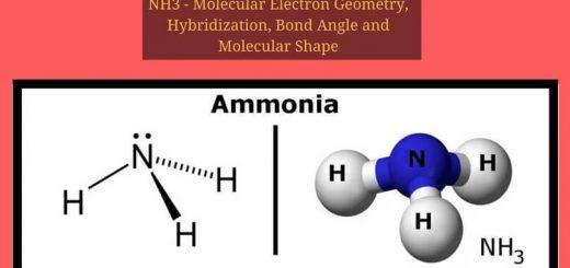 Nh3 Molecular Electron Geometry