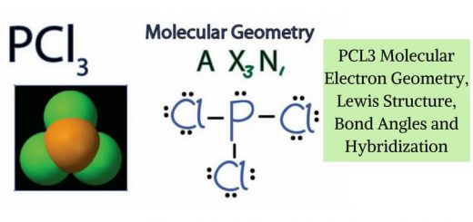 PCL3 Molecular Electron Geometry, Lewis Structure, Bond Angles and Hybridization