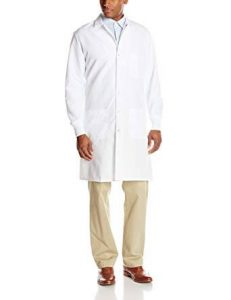 Red Kap Men's Unisex Lab Coat