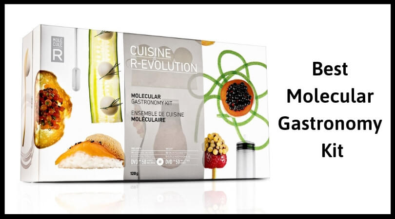 Best Molecular Gastronomy Kit