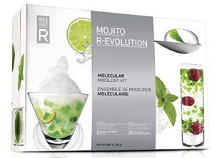 Molecule-R – Mojito Molecular Mixology Kit For Beginners