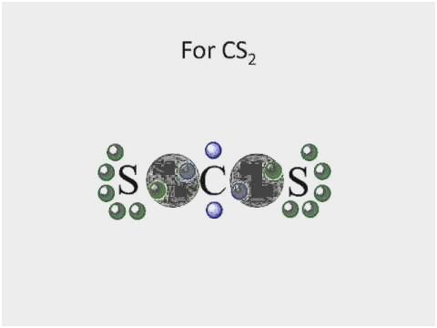 lewis dot diagram for cs2 Fresh CS2 lewis structure