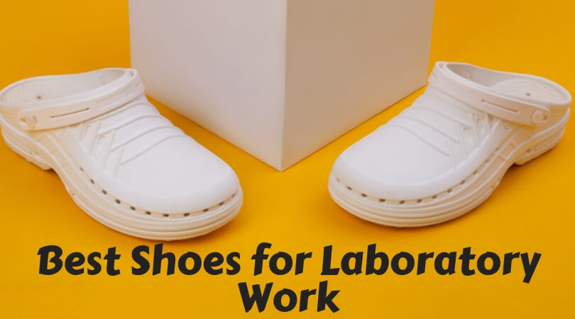 Best shoes for laboratory work