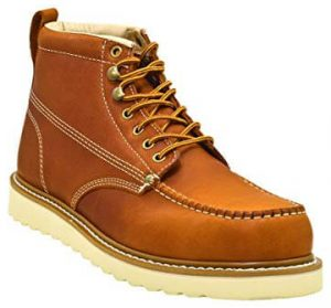 Golden Fox Steel Toe Work Boots
