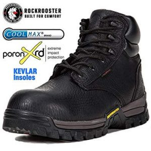 Rockrooster Work Boots for Men