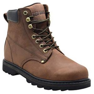 Tank Men's Soft Toe Boots