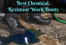 Best Chemical Resistant Work Boots