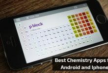 Best Chemistry Apps for Android and Iphone