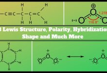 O3 Lewis Structure, Polarity, Hybridization, Shape and Much More