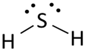 h2s Lewis Structure
