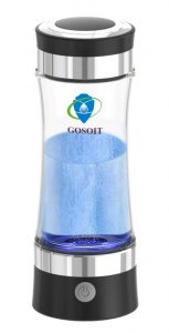 Gosoit Hydrogen Water Bottle