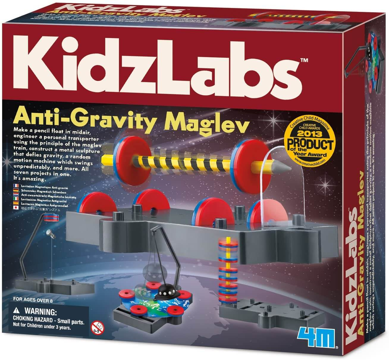 4M physics science kit