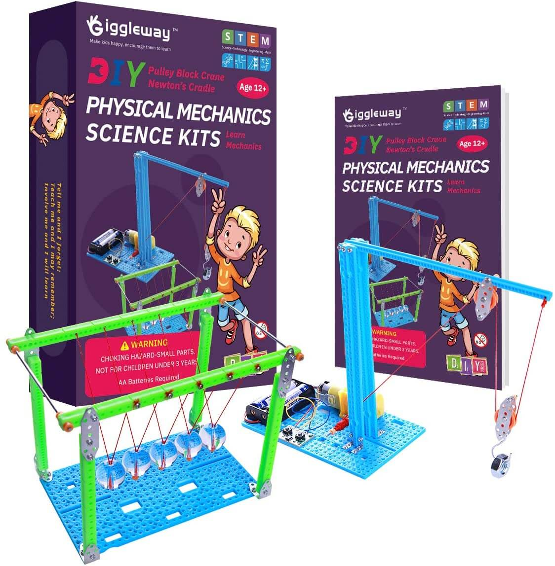Giggleway Physic lab kits