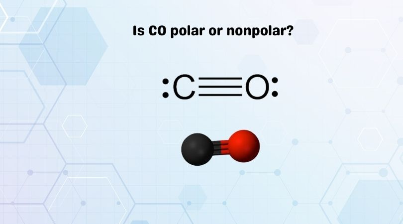 Is CO polar or nonpolar