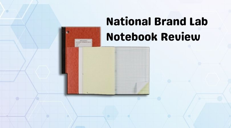 National brand lab notebook review