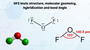 OF2 lewis structure