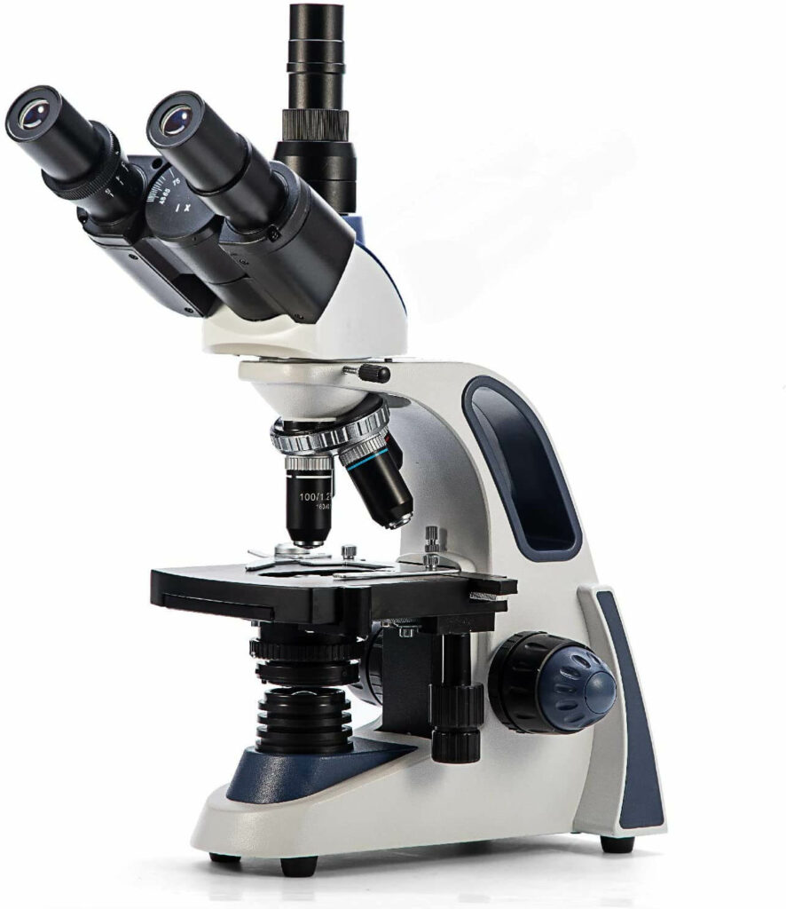 Swift SW380T Compound Lab Microscope