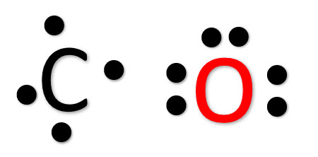co valence electrons
