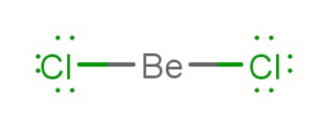 becl2 lewis structure