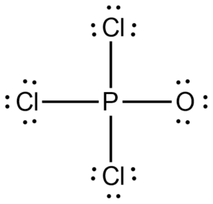 pclo3 lewis structure