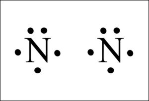 N2-Lewis-Structure