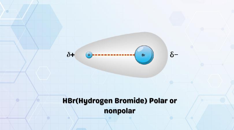HBr Polar or nonpolar