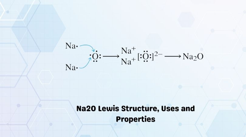 Na2O Lewis Structure