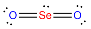 SeO2 Lewis Structure